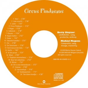 label CD Circus Pindasaus
